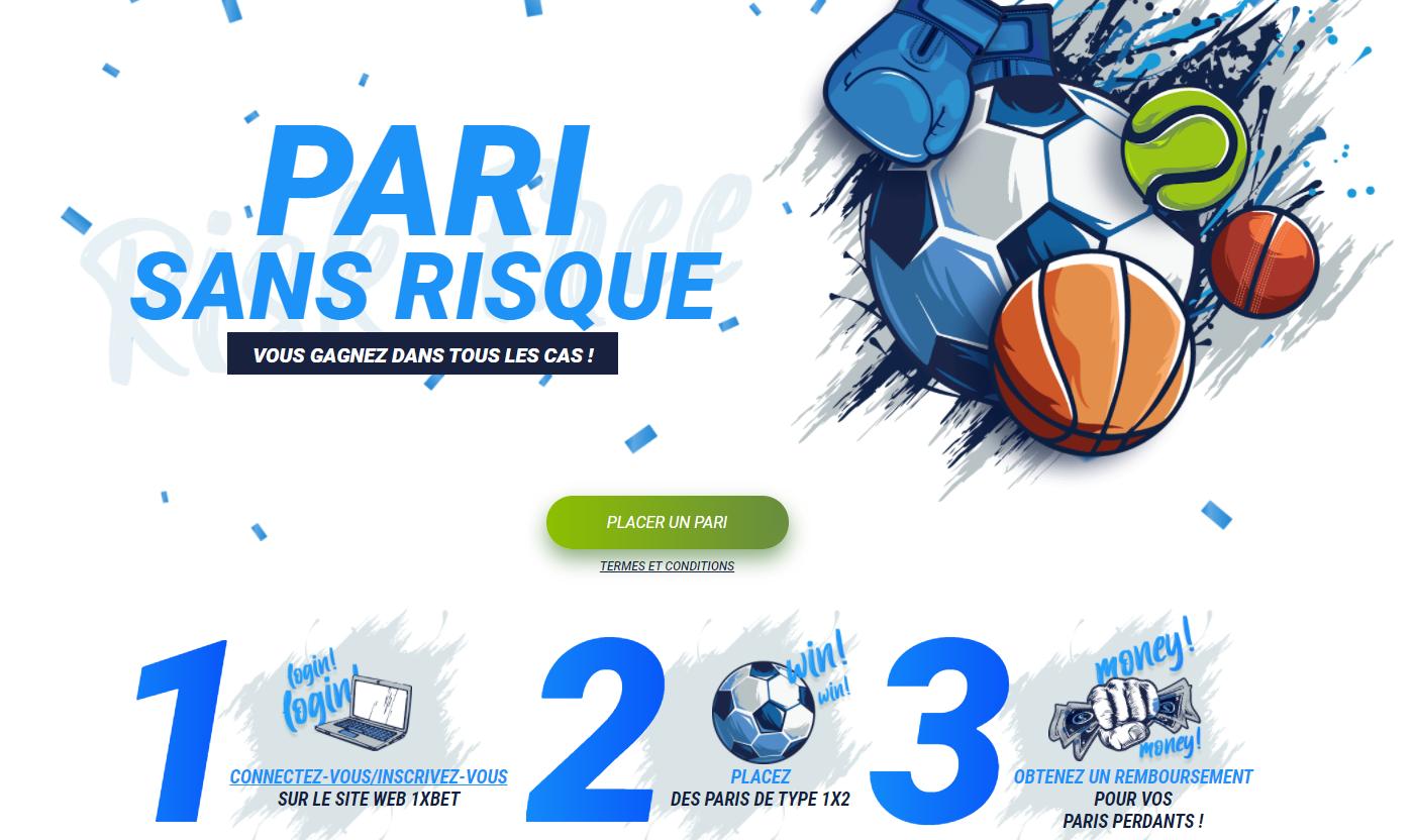 Sports disponibles sur le site 1xBet Côte d'Ivoire